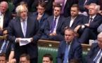 Johnson loses majority as pro-EU lawmaker defects before key vote