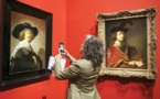 Kings of Spain and Netherlands open Rembrandt-Velazquez exhibition