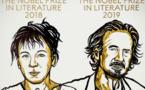 Nobel literature wins for Poland's Tokarczuk and Austria's Handke