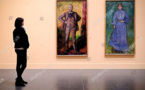 Norway's crown prince, princess open Edvard Munch exhibit in Germany