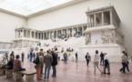 Turkish artist creates sound installation based on Berlin's Pergamon