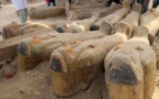 Egypt announces discovery of 30 ancient coffins with mummies in Luxor