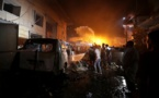 Car bombing in north-east Syria kills eight