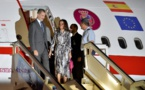 Spanish king calls for more diversity and plurality in Cuba