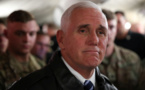Trump's deputy visits US troops in Iraq amid anti-government unrest