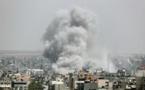Israel strikes Hamas in northern Gaza in response to rockets
