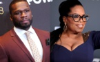 50 Cent accuses Oprah of only 'going after black men' in #MeToo cases