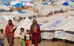 Airstrikes in Syria's key rebel enclave displace 8,000