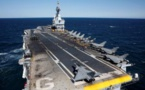 French aircraft carrier to join fight against Islamic State