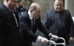 First jury members chosen for Harvey Weinstein's sex-crimes trial