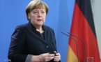 Merkel to take Davos stage with climate policy speech