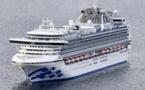 Three more on cruise ship in Japan test positive for coronavirus