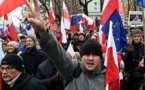 Thousands gather in Warsaw to support government's judicial reforms