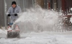 Winter storm disrupts travel across northern Europe