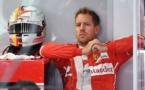 Another setback for Ferrari's Vettel in Barcelona tests