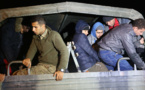 Thousands of migrants stuck as Greece-Turkey stand-off continues