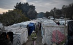 Firebombs, tears gas and migrants at the Greek-Turkish border fence