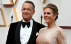 Tom Hanks says he and Rita Wilson 'feel better.'