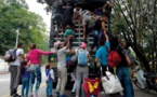 Venezuelan refugees returning home because of coronavirus