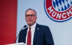 Rummenigge: new bid for salary cap not ruled out