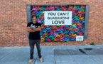 Chicago artists use boarded-up storefronts to make a difference