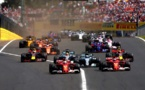 Report: F1 rules to be amended so championship uses two continents