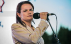 Belarusian presidential runner-up 'safe' in Lithuania, says minister