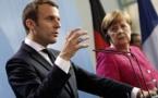 Mali, Belarus on agenda as Merkel visits Macron at summer retreat