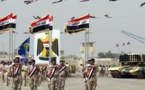 US-led alliance hands over military site to Iraqi army