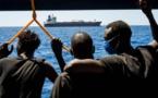 Street artist Banksy sponsors refugee rescue ship in Mediterranean