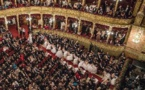 No cheering or booing as Vienna State Opera begins its new season