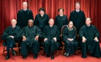 US Supreme Court justices and their political leanings