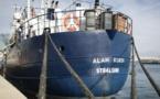 German ship Alan Kurdi rescues 133 migrants at sea