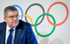 Bach: moving indoor Olympic events outside 'too complicated'