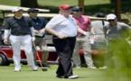 Trump's tiny tax bill reveals big losses at his golf resort in Miami