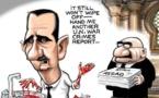 Assad says Moscow talks must focus on fighting 'terror'