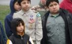 US Scout troop balances Muslim faith, American values