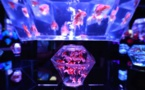 Goldfish submarines and musical cats at Tokyo toy show